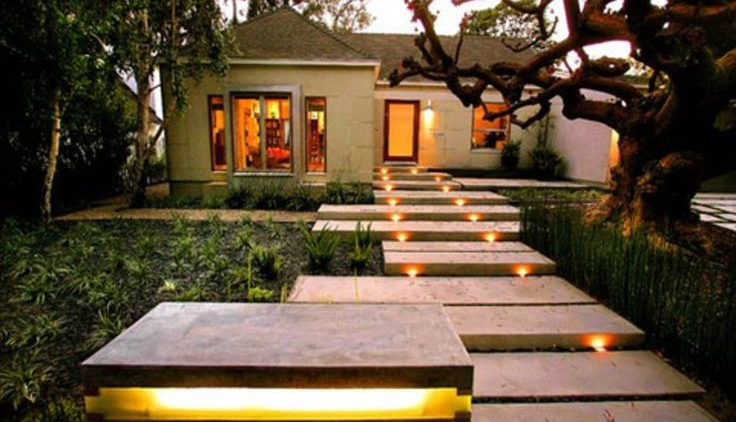 Outdoor Lighting, electrical services