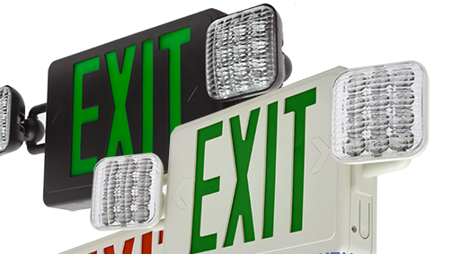 Install emergency lights electrician cook electric emergency exit lighting mozeypictures Choice Image