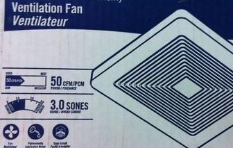 ventilation fan,installations, electricians