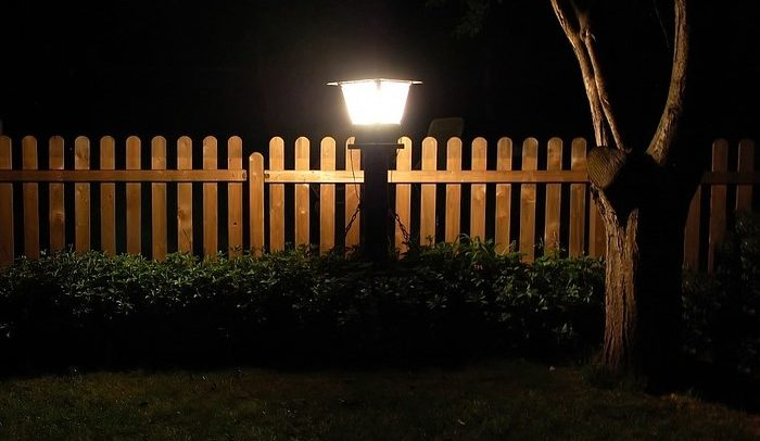 landscape lighting, electrician,