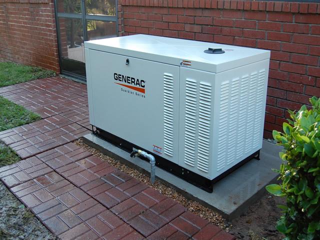 Generator, Cook Electric