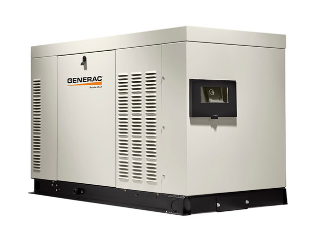 Standby Generator, Cook Electric